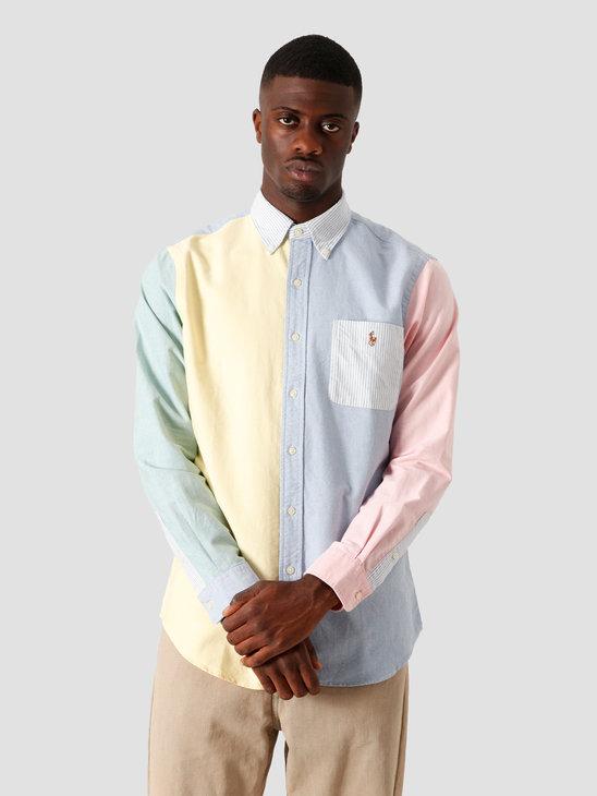 Polo Ralph Lauren Oxford Shirt 4680 Solid Fun 710786711001