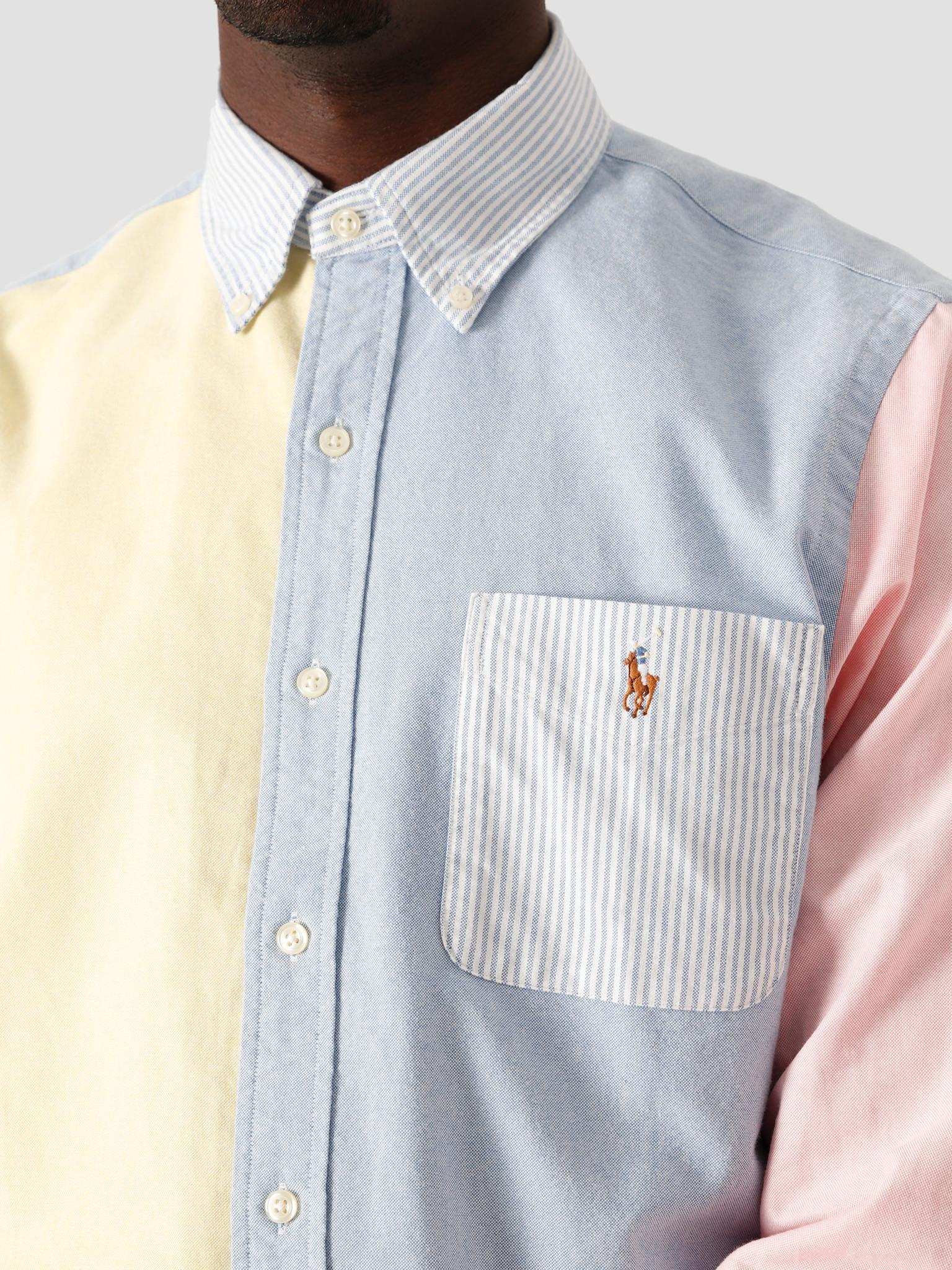 Polo Ralph Lauren Polo Ralph Lauren Oxford Shirt 4680 Solid Fun 710786711001