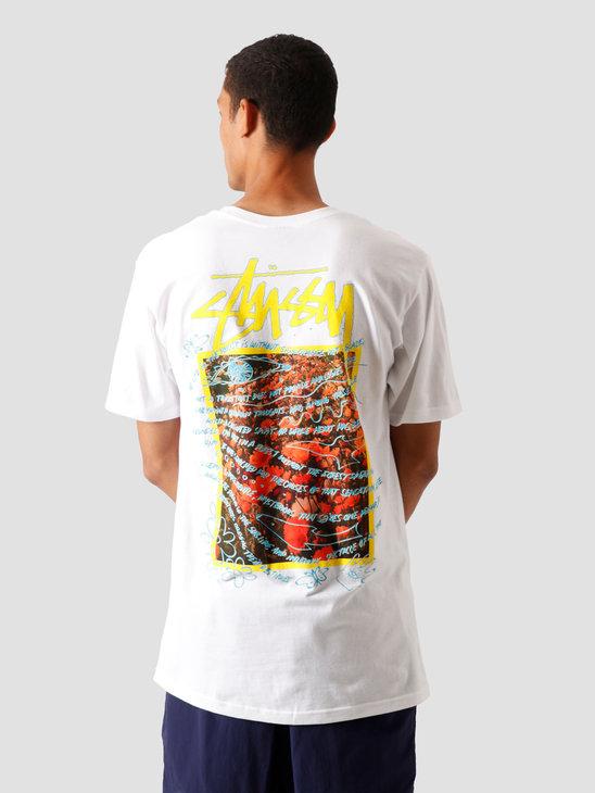 Stussy Super Bloom T-Shirt White 1904550