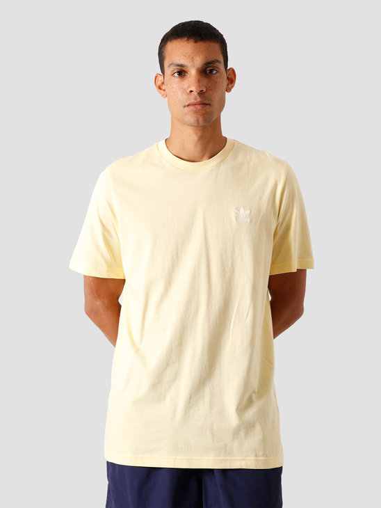 adidas Essential T-Shirt Easy Yellow FM9964