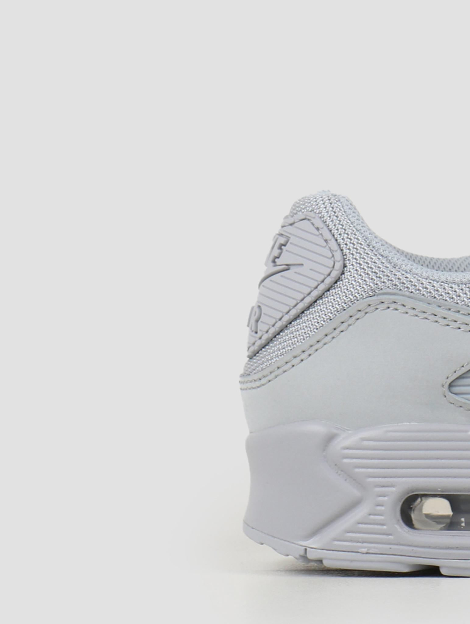 Nike Nike Air Max 90 Wolf Grey Wolf Grey-Wolf Grey-Black CN8490-001