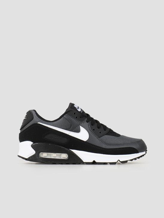 Nike Air Max 90 Iron Grey White-Dk Smoke Grey-Black CN8490-002