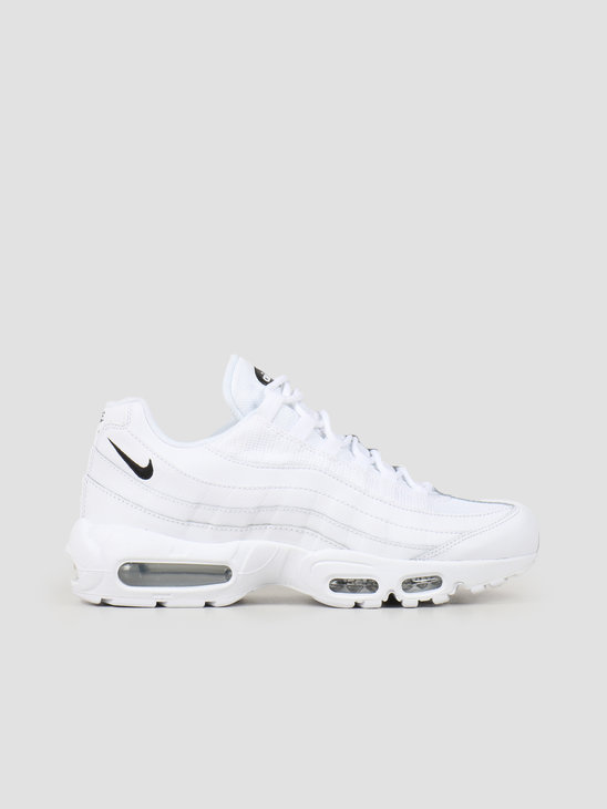 Nike W Air Max 95 White Black-White CK7070-100