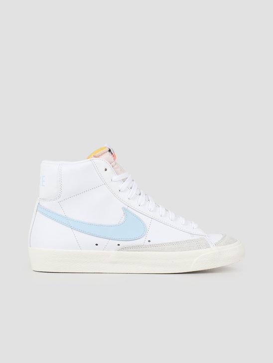 Nike Blazer Mid '77 Vintage White Celestine Blue-Sail BQ6806-109