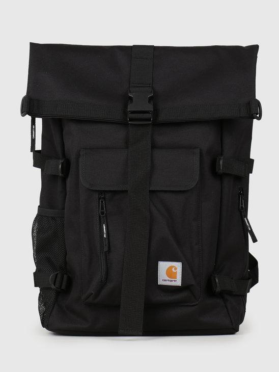 Carhartt WIP Philis Backpack Black I026177-8900