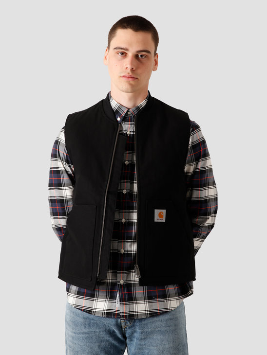Carhartt WIP Vest Black I028423-8901