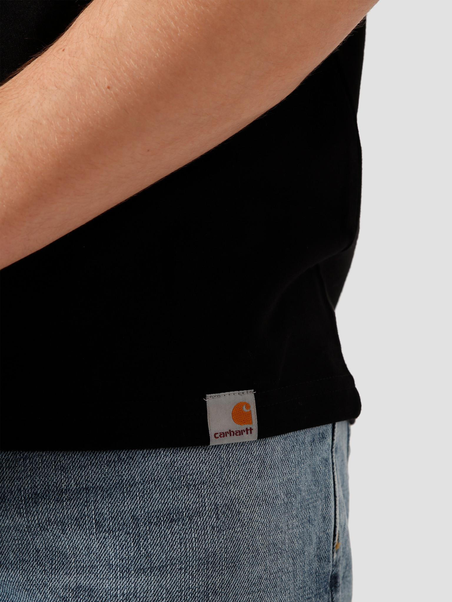 Carhartt WIP Carhartt WIP Romance T-Shirt Black I028494-8900
