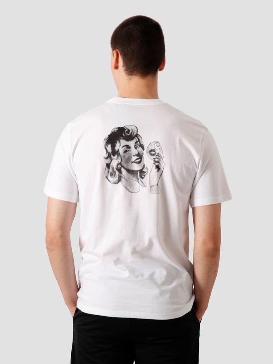 Carhartt WIP U Romance T-Shirt White I028494-200