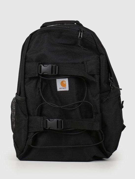 Carhartt WIP Kickflip Backpack Duck Black