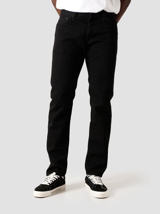 Carhartt WIP Klondike Pant Black Rinsed I024945-8902