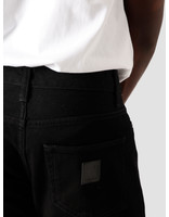 Carhartt WIP Carhartt WIP Klondike Pant Black Rinsed I024945-8902