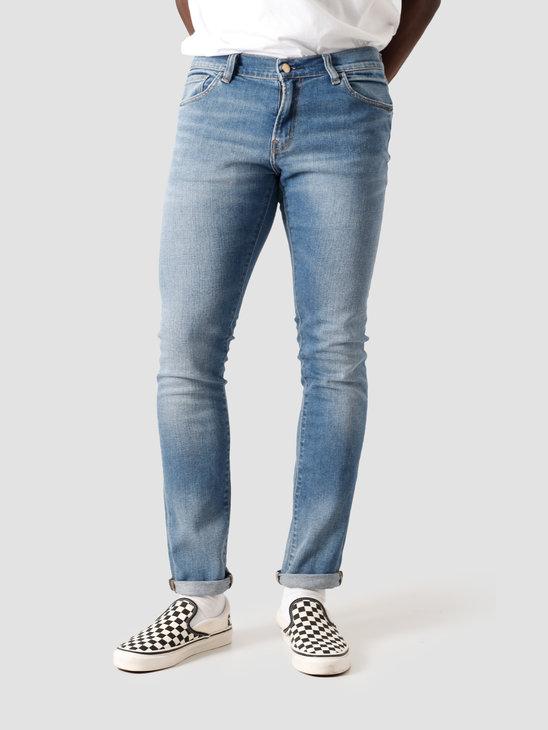 Carhartt WIP Rebel Pant Blue I015331-01WH