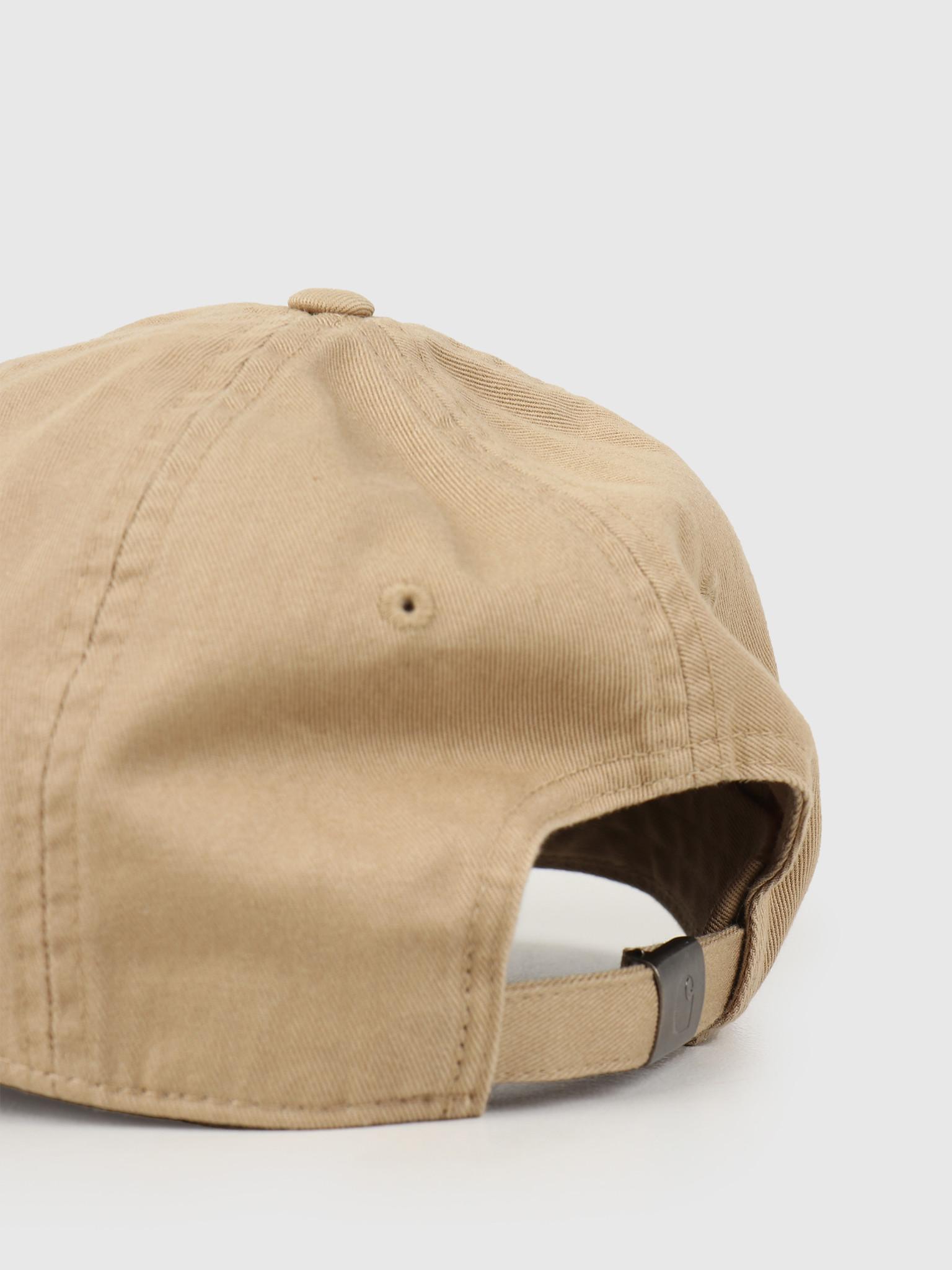 Carhartt WIP Carhartt WIP Madison Logo Cap Leather Black I023750-8Y90