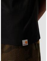 Carhartt WIP Carhartt WIP Atlas Ads C T-Shirt Black I028474-8900
