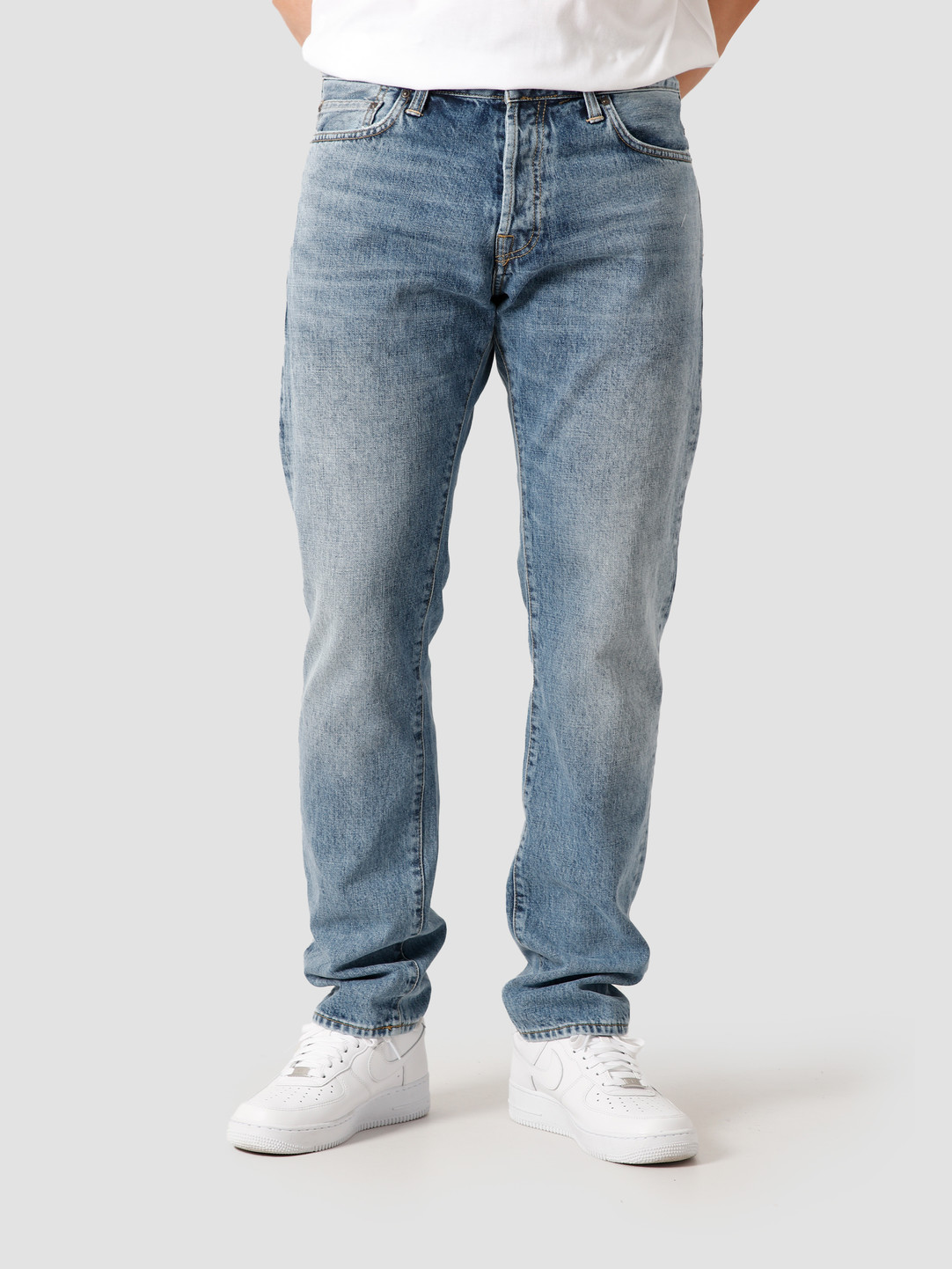 Carhartt WIP Carhartt WIP Klondike Pant Blue I016735-01WI