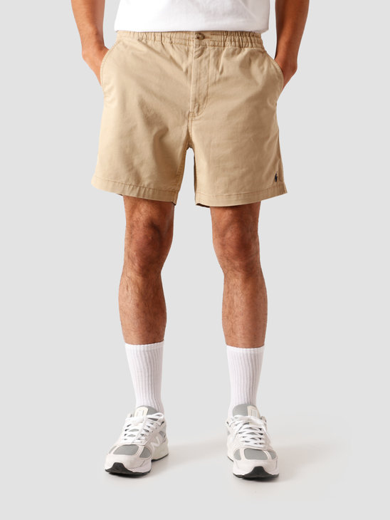 Polo Ralph Lauren Classic Fit Prepster Short Luxury Tan 710644995028