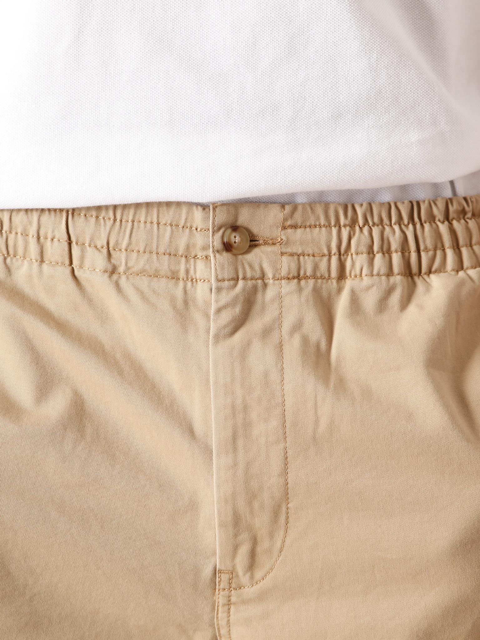 Polo Ralph Lauren Polo Ralph Lauren Classic Fit Prepster Short Luxury Tan 710644995028