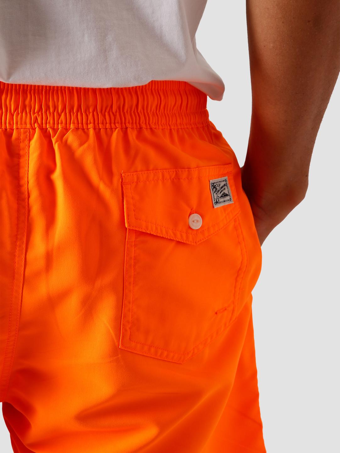 Polo Ralph Lauren Polo Ralph Lauren Traveler Short Orange Flash 710799480003