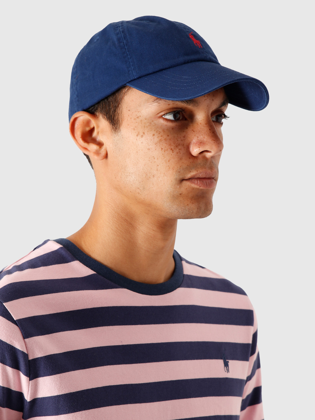 Polo Ralph Lauren Polo Ralph Lauren Classic Sport Cap With Small PP Holiday SaPPhire 710673213053