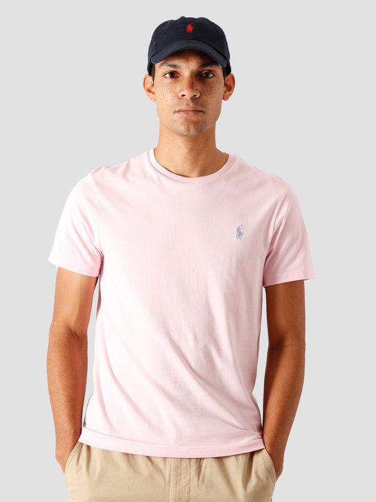 Polo Ralph Lauren 26-1 Jersey T-Shirt Bath Pink-C7156 710671438192