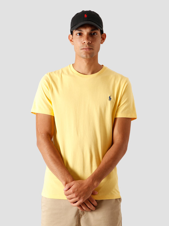 Polo Ralph Lauren 26-1 Jersey T-Shirt Fall YelloWithC7563 710671438194