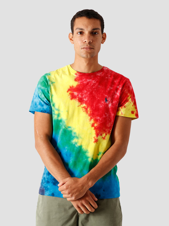 Polo Ralph Lauren 26-1'S Jersey T-Shirt Lgna Tie Dye 710803544001