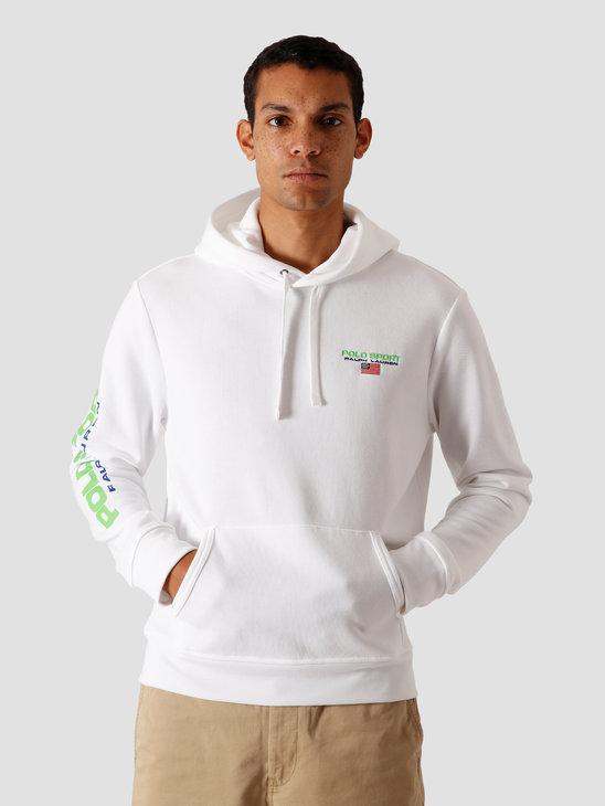 Polo Ralph Lauren Neon Fleece Knit White 710800486002