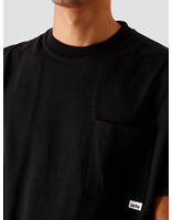 Arte Antwerp Arte Antwerp Tibo Pocket T-Shirt Black AW20-004T