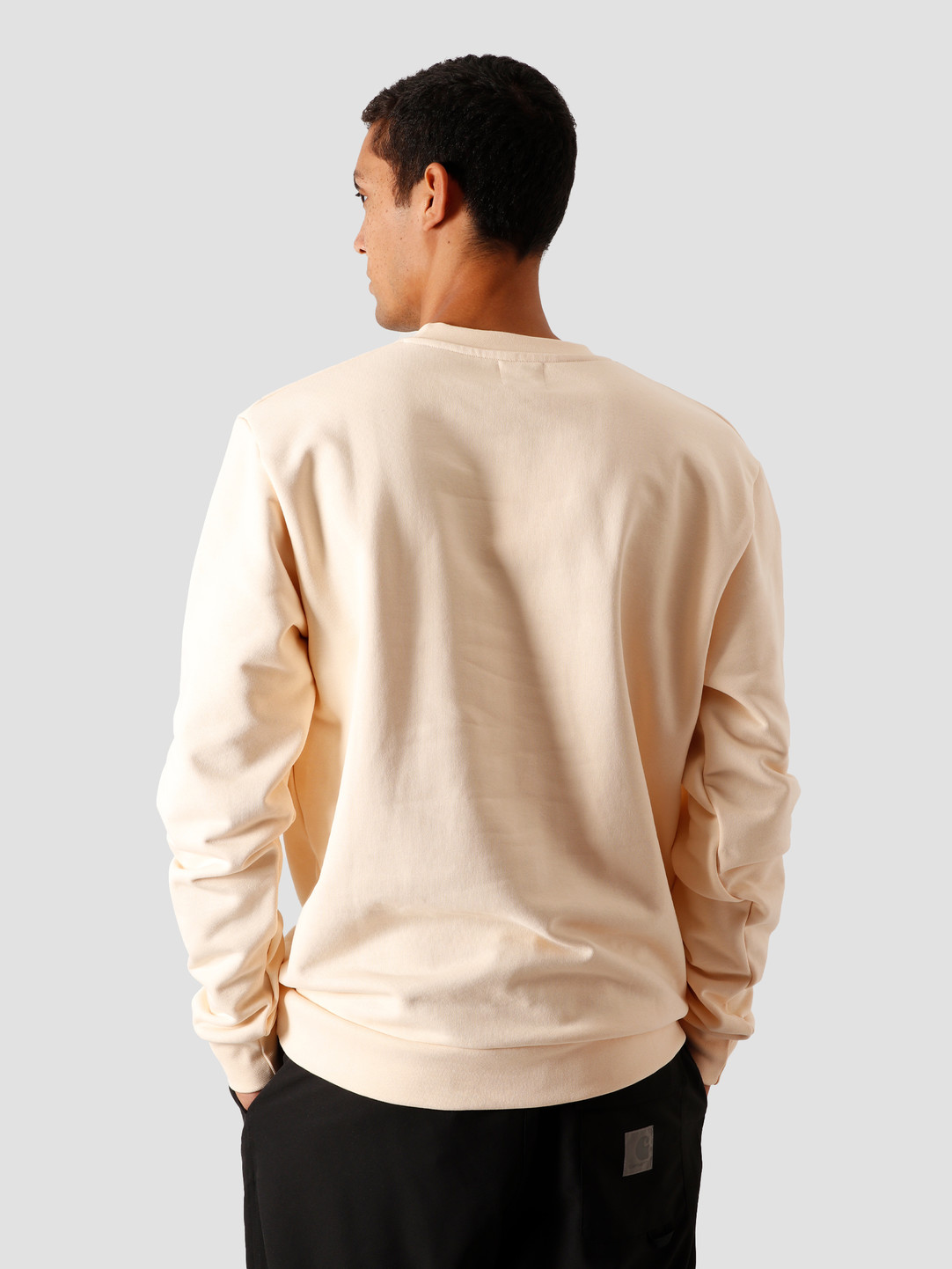 Arte Antwerp Arte Antwerp Chris Sweater Creme AW20-032C
