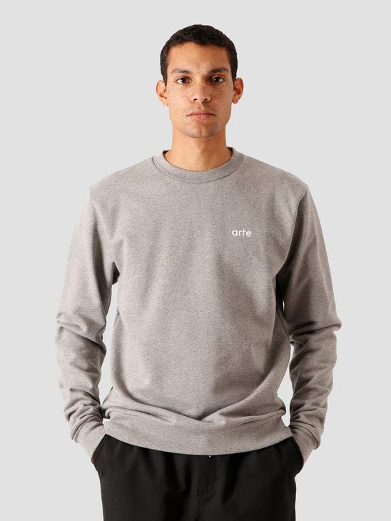 Arte Antwerp Chuck Sweater Grey AW20-044C