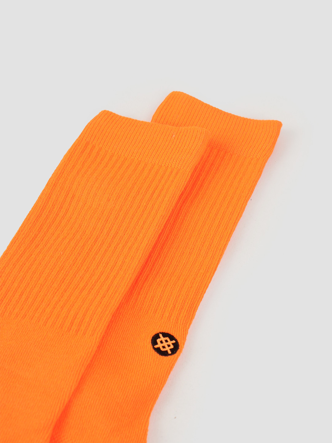 Stance Stance Icon Classic Crew Sock Florescent Green M311D14ICO