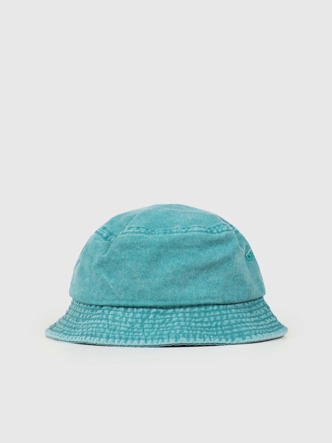 Stussy Stussy Stock Washed Bucket Hat Green 132980