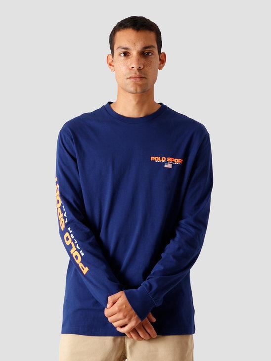 Polo Ralph Lauren 26-1'S Jersey Longsleeve Fall Royal 710800907001