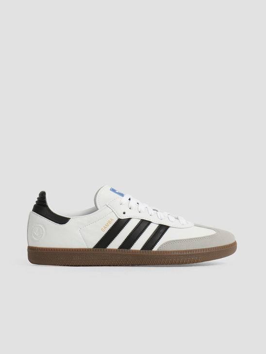 adidas Samba Vegan Footwear White Cblack Gum5 FW2427