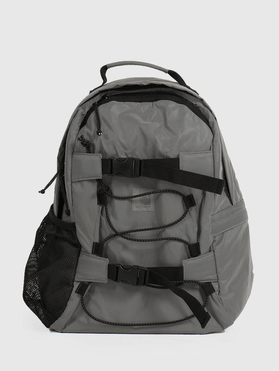 Carhartt WIP Flect Kickflip Backpack Reflective Grey I028385-TJ00