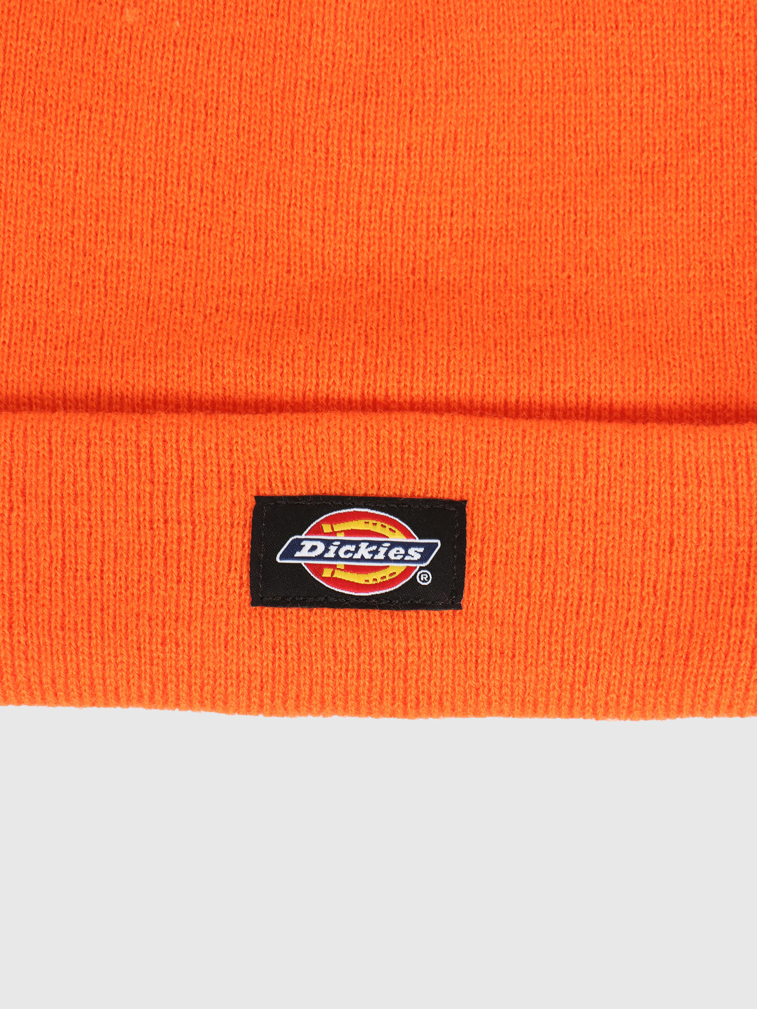 Dickies Dickies Gibsland Beanie Bright Orange DK0A4X7KBGO1