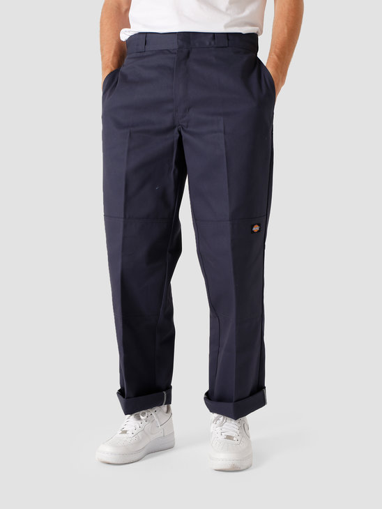 Dickies Double Knee Work Pant Navy Blue DK85283XNV01
