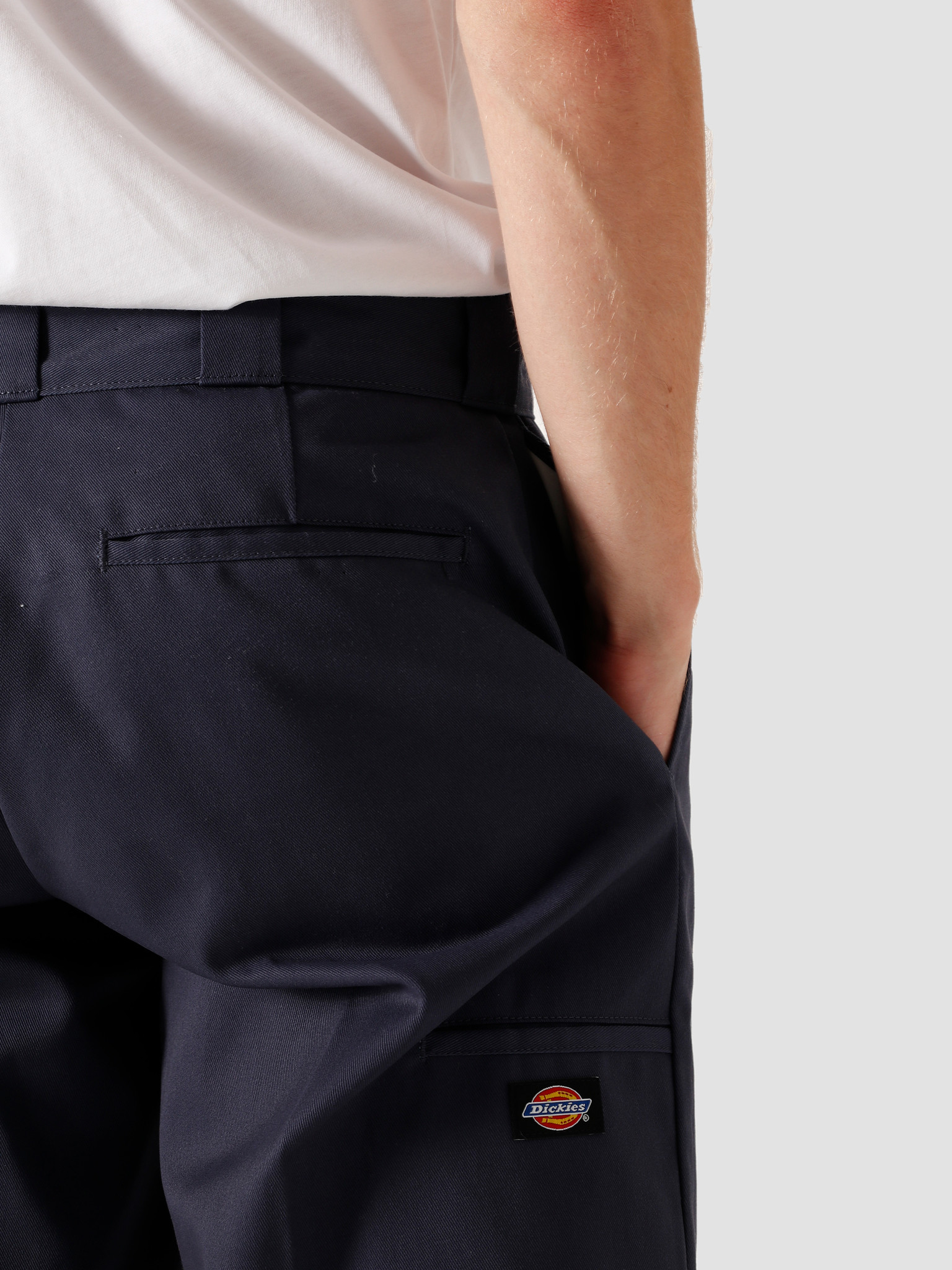 Dickies Dickies Double Knee Work Pant Navy Blue DK85283XNV01