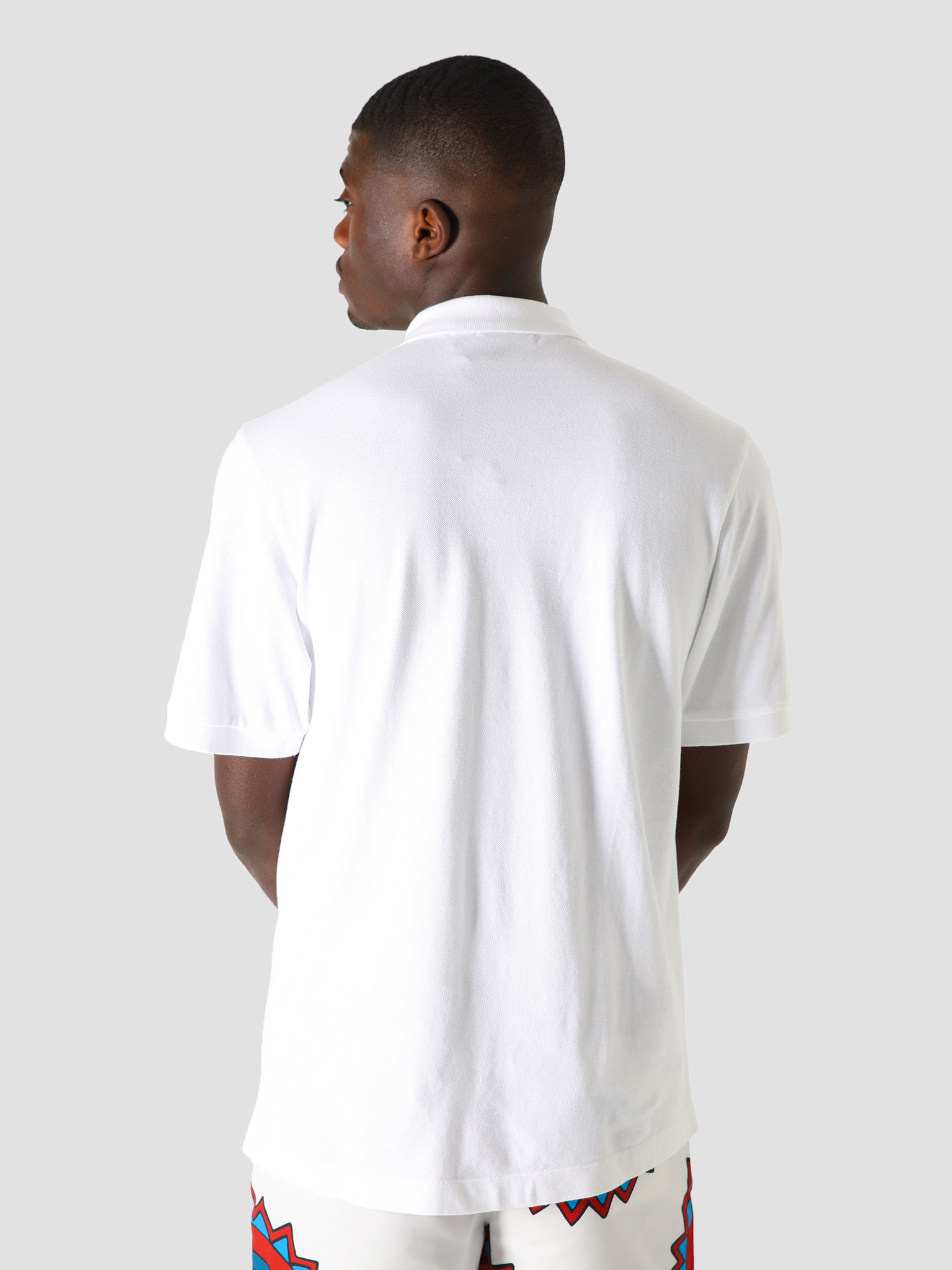 by Parra by Parra Dogfaced Polo Shirt White 44050