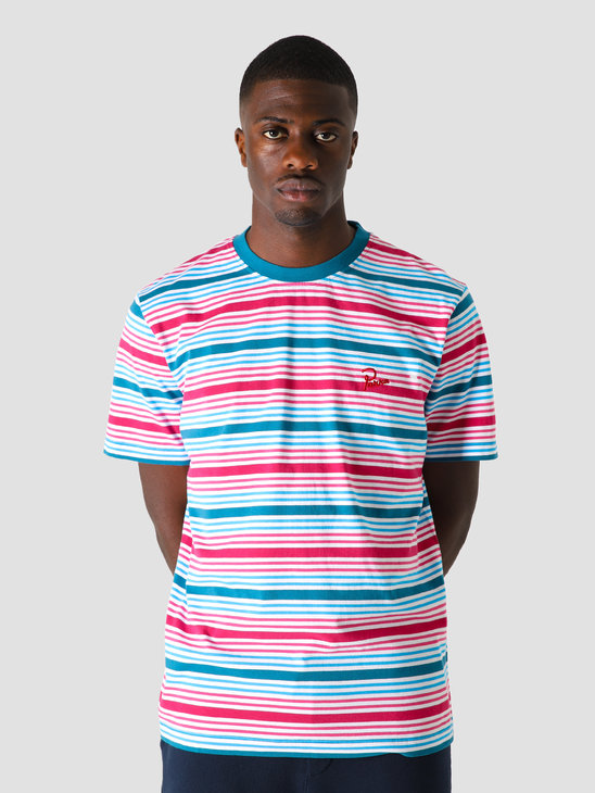 by Parra Striped T-Shirt Multi 44020
