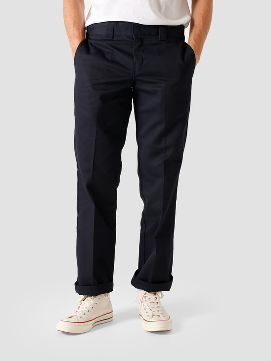 Dickies Work Pant Slim Straight Dark Navy WP873
