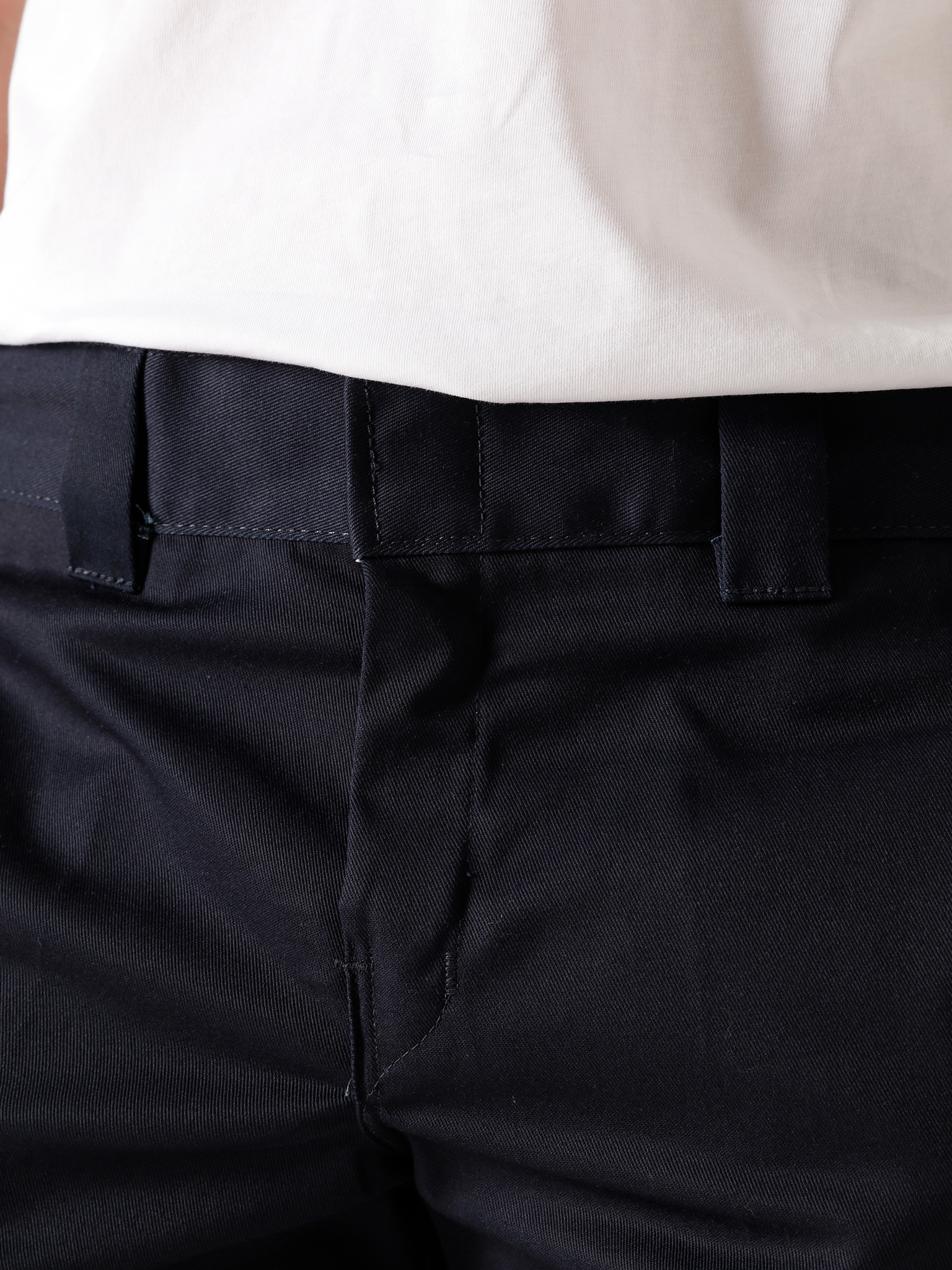 Dickies Dickies Work Pant Slim Straight Dark Navy WP873