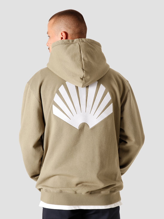 New Amsterdam Surf association Logo Hoodie Aloe 2020067