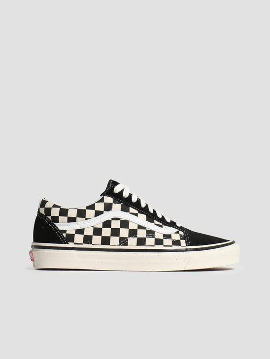 Vans Old Skool 36 Dx Anaheim Factory Black Check VA38G2OAK