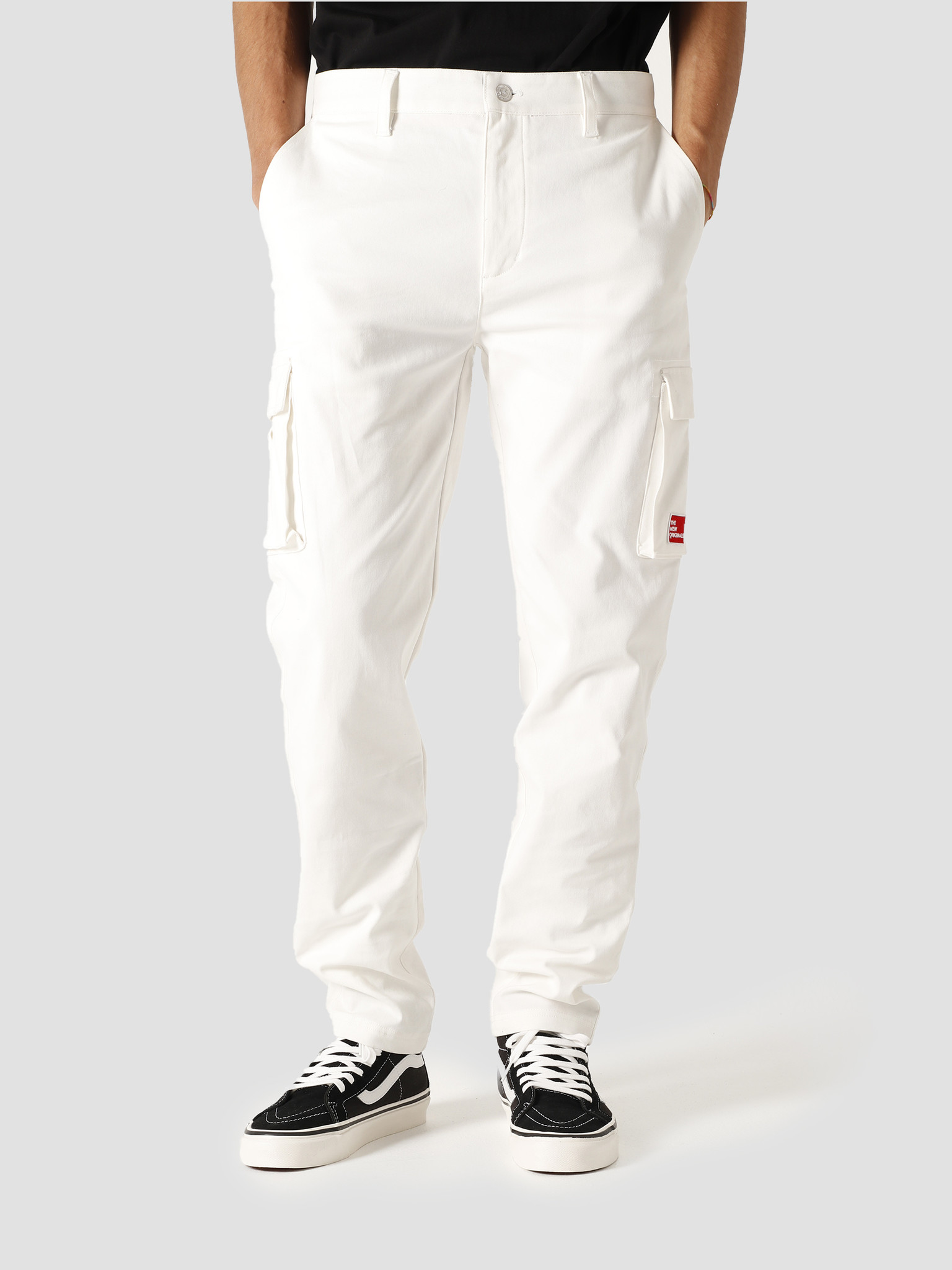 The New Originals The New Originals Midfield Trousers White