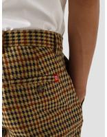 The New Originals The New Originals Latte Harris Trousers Brown