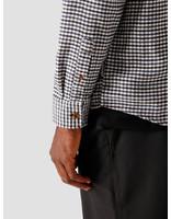 Carhartt WIP Carhartt WIP Longsleeve Thorne Shirt Thorne Houndstooth Tobacco Wax I028234-4790