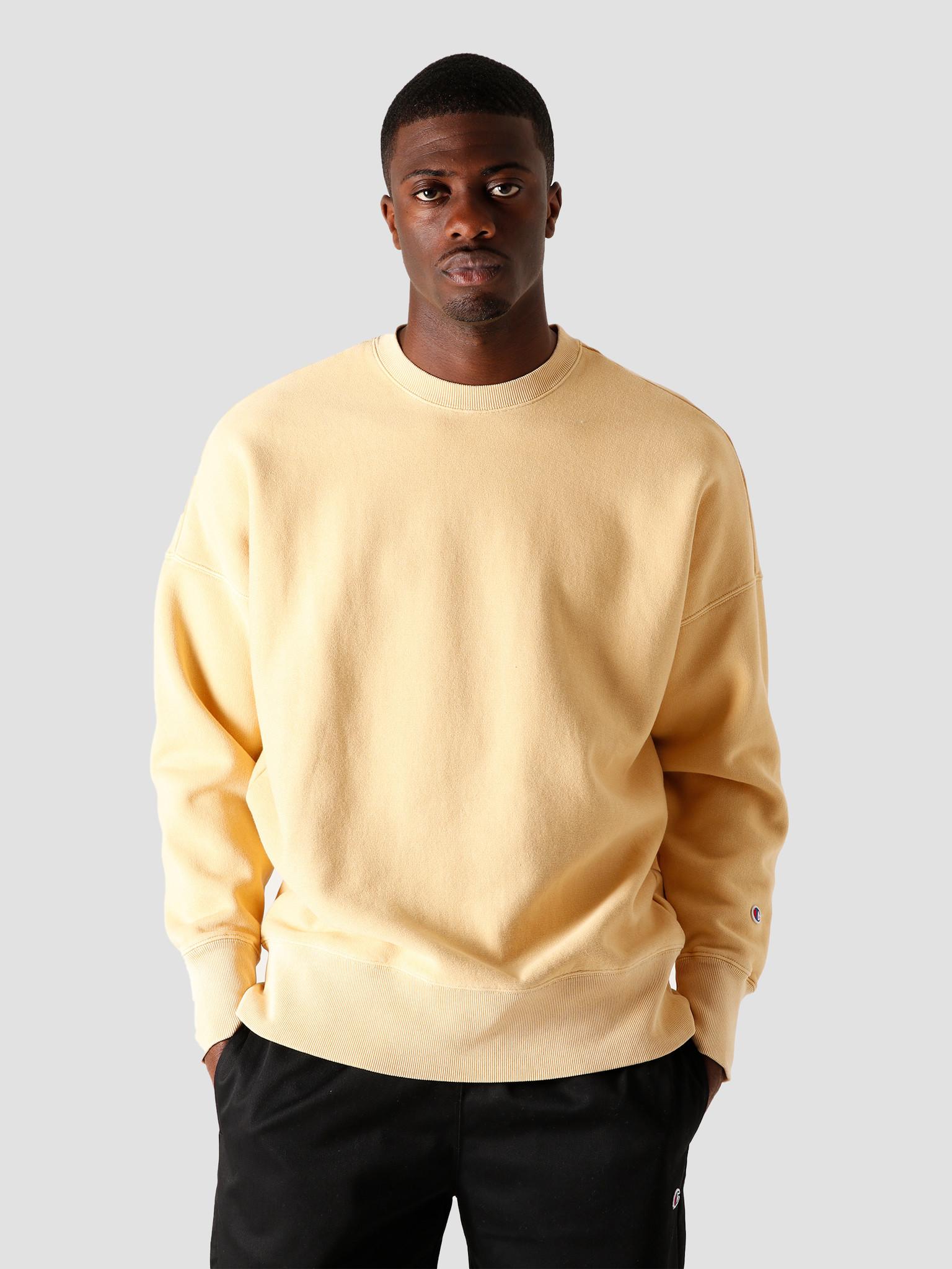 Champion Champion Crewneck Sweatshirt Sand 214924