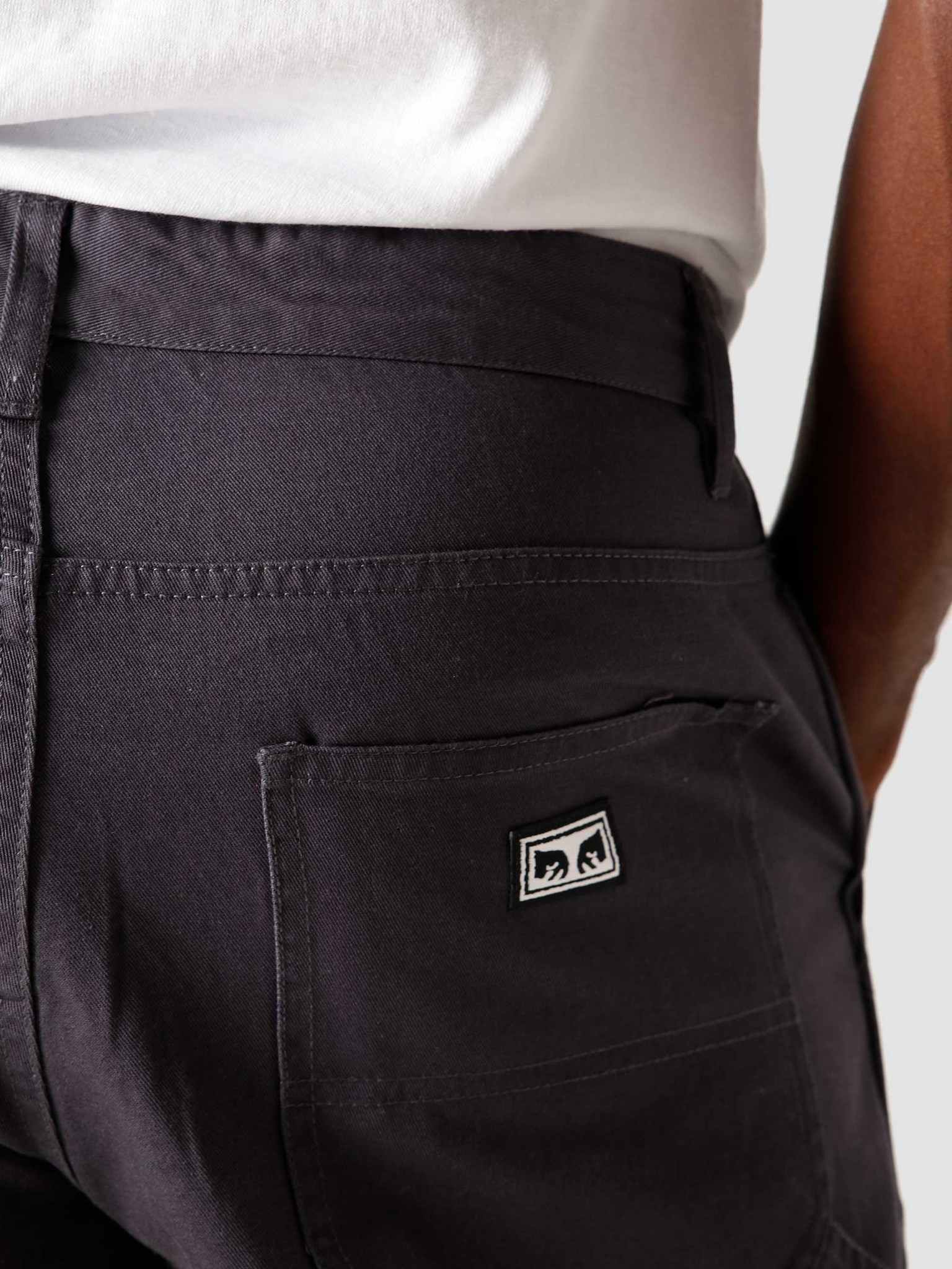 Obey Obey Hardwork Carpenter Pant Ii French Navy 142020131FRN