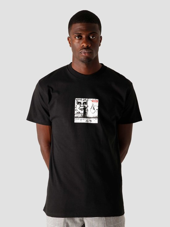 Obey The Medium Is The Message Classic T-Shirt Black 165262412BLK